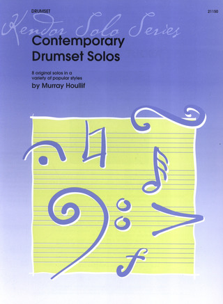 Murray Houllif: Contemporary Drumset Solos
