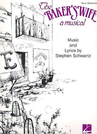 Stephen Schwartz: Stephen Schwartz: The Baker's Wife (Vocal Selections) Pvg Book