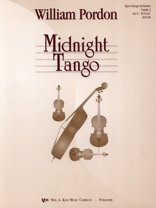 Pordon William: Midnight Tango