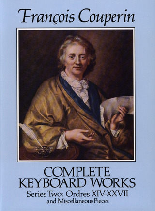 François Couperin: Couperin Complete Keyboard Works Series 2