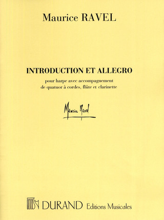 Maurice Ravel: Introduction et Allegro
