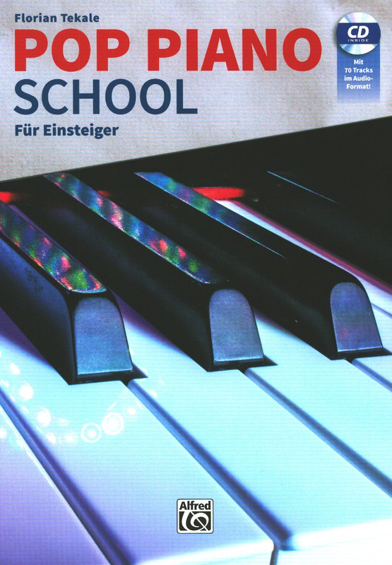 Florian Tekale: Pop Piano School