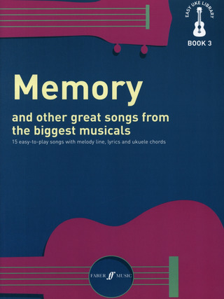 Easy Uke Library Book 3: Memory And Other Great Songs From The Biggest Musicals
