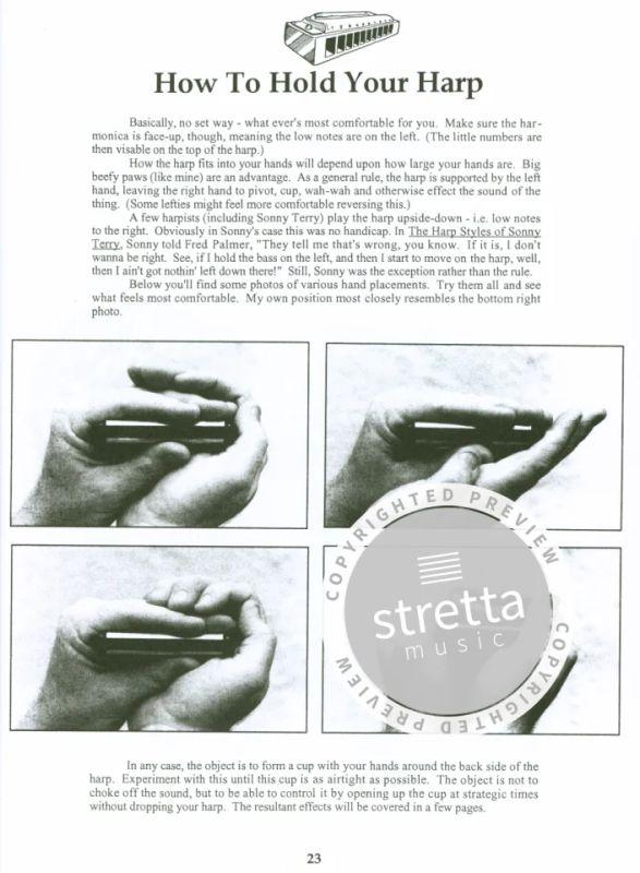 Sourcebook Of Little Walter//Big Walter Licks For Blues Harmonica