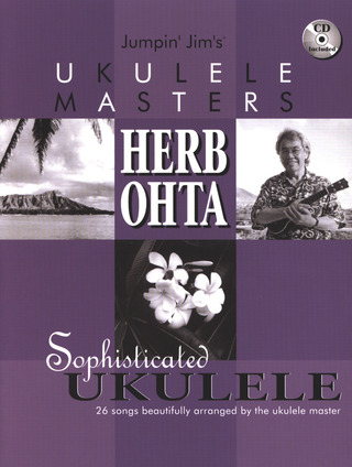 Jim Beloff: Jumpin Jim's Ukulele Masters: Herb Ohta
