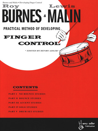 Roy Burns y otros.: Practical Method of Developing Finger Control