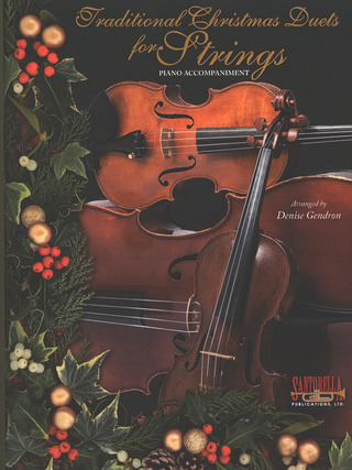 Traditional Christmas Duets for Strings