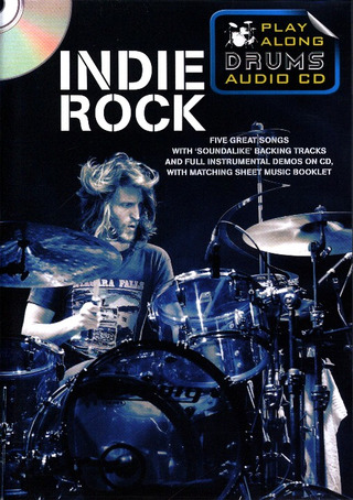 Play Along Drums Audio CD: Indie Rock