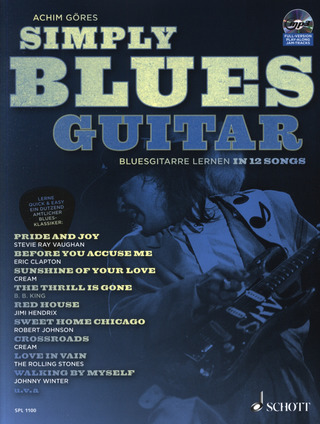 Achim Göres: Simply Blues Guitar