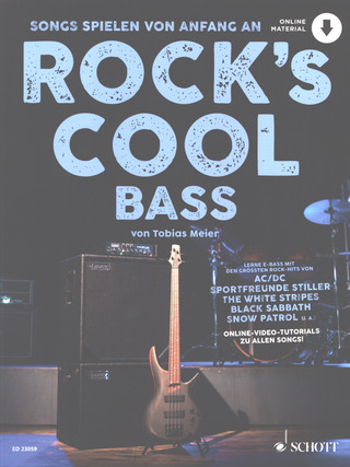 Tobias Meier: Rock's Cool – Bass