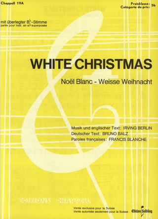 Irving Berlin: White Christmas