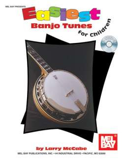 Larry McCabe: Easiest Banjo Tunes For Children