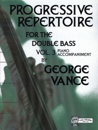 George Vance: Progressive Repertoire for the Double Bass Vol. 3