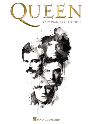 Queen: Queen – Easy Piano Collection