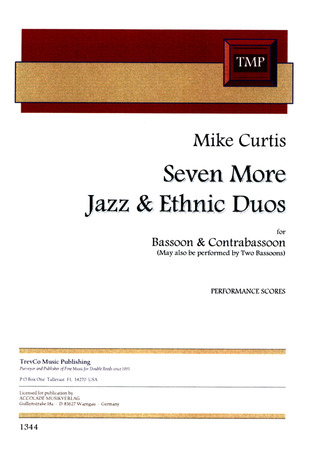 Mike Curtis: Seven More Jazz & Ethnic Duos
