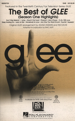 The Best Of Glee - Season One Highlights (SAB)