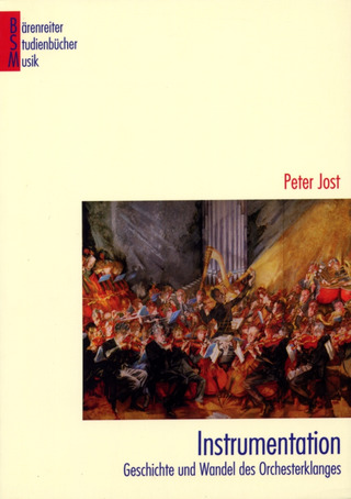 Peter Jost: Instrumentation