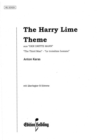 Anton Karas: The Harry Lime Theme