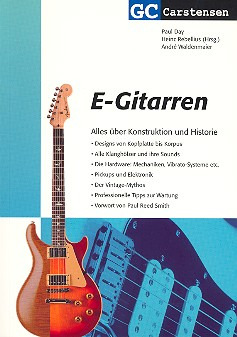 Paul Day et al.: E-Gitarren