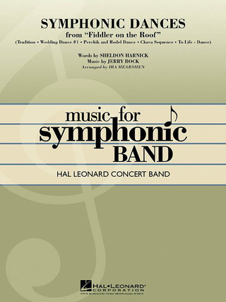 Jerry Bock: Symphonic Dances