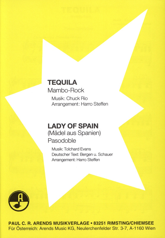 Rio Chuck: Tequila + Lady Of Spain