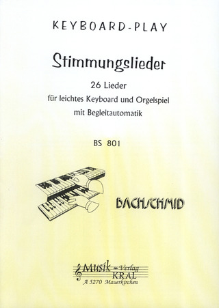 Keyboard Play 1 - Stimmungslieder