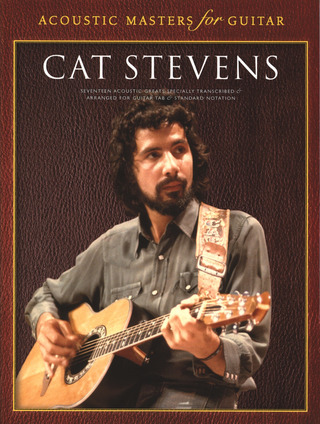 Cat Stevens: Acoustic Masters for Guitar – Cat Stevens
