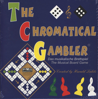 Lakits Harald: The Chromatical Gambler