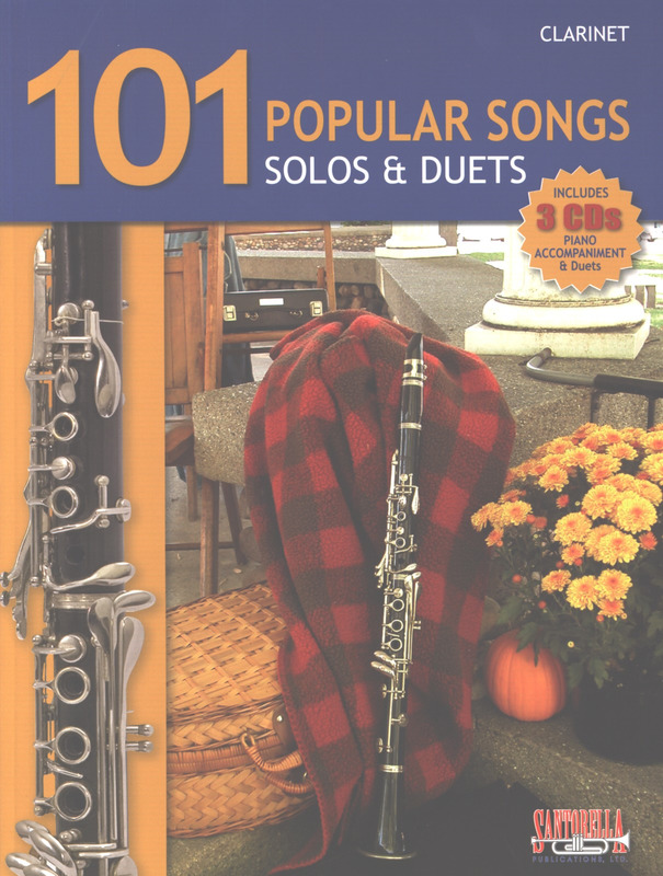 101 Popular Songs Solos and Duets