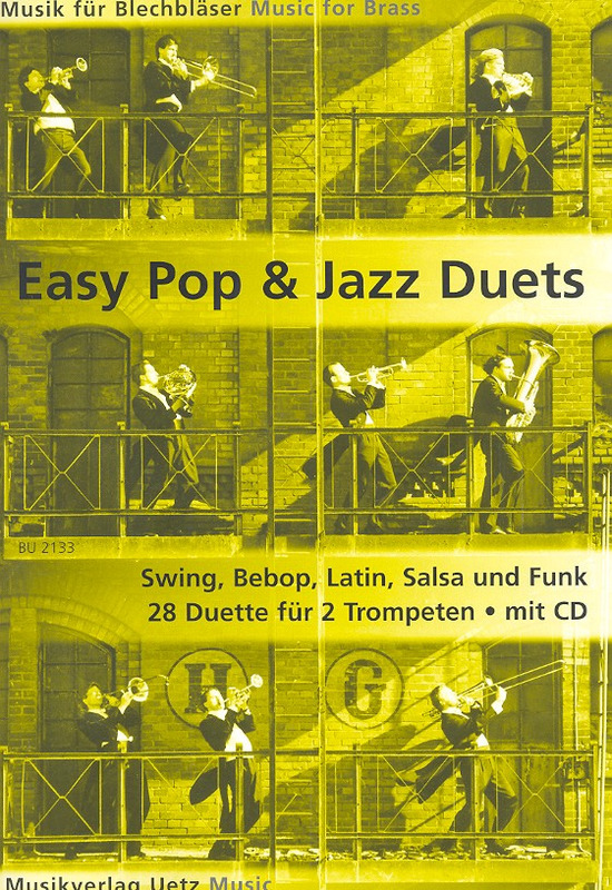 Christian Winninghoff: Easy Pop & Jazz Duets