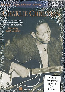 Christian Charlie: Christian, Charlie Guitar Signature Licks Dvd