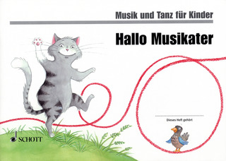Hallo Musikater – Kinderheft 1