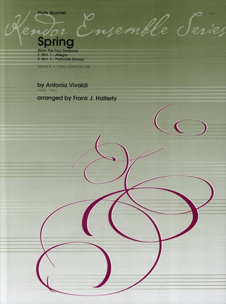 "Antonio Vivaldi: Spring (from ""The Four Seasons"")"