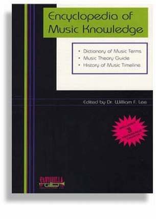 William F. Lee III: Encyclopedia of Music Knowledge