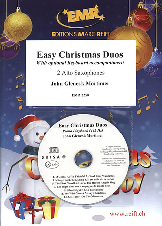 Easy Christmas Duos + CD
