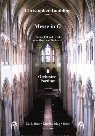 Christopher Tambling: Messe in G