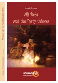 Angelo Sormani: Ali Baba and the forty thieves