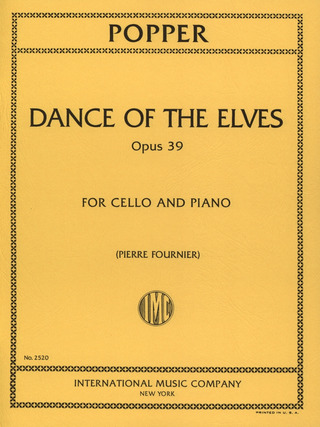 David Popper: Dance of the Eleves