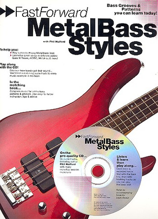 Mulford Phil: Metal Bass Styles