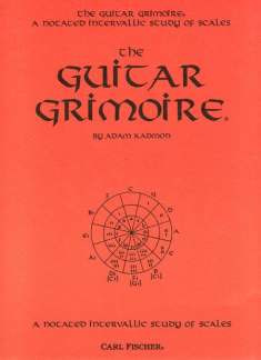 Adam Kadmon: Guitar Grimoire