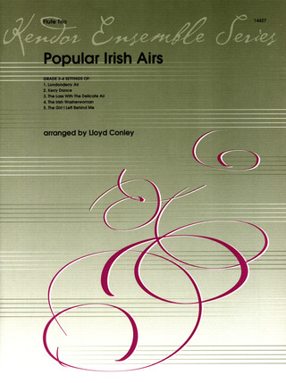 Lloyd Conley: Popular Irish Airs