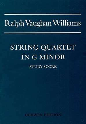 Ralph Vaughan Williams: Vaughan Williams String Quartet In G Minor Pts