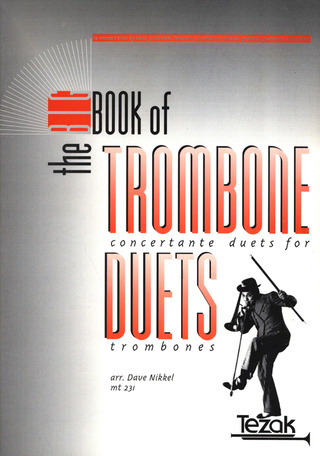 Big Book Of Trombone Duets