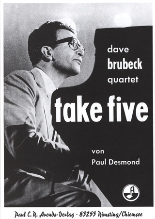 Paul Desmond: Take Five (Dave Brubeck Quartet)