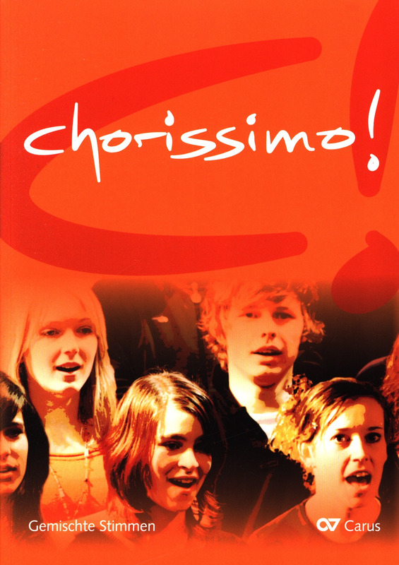 chorissimo! orange – Chorleiterband