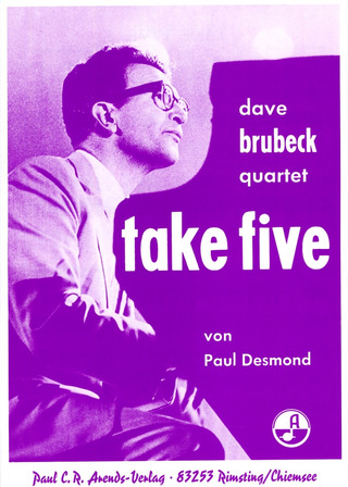 Paul Desmond: Take Five Es-Moll