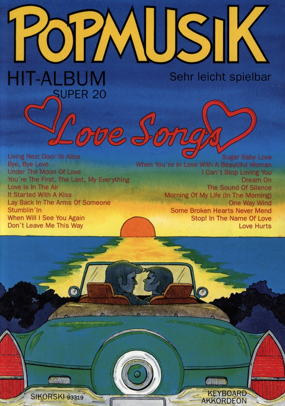 Popmusik Hit-Album Super 20: Love Songs