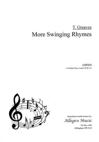 Greaves Terence: More Swinging Rhymes