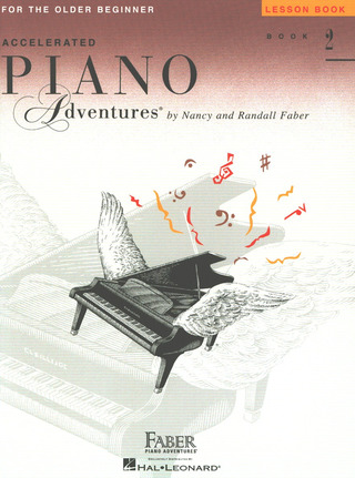 Randall Faber et al.: Accelerated Piano Adventures 2