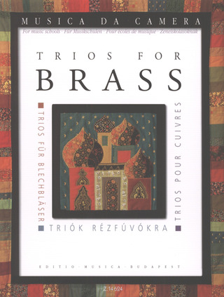 Trios for Brass